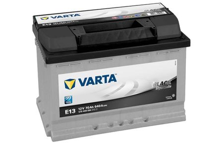 Varta Black Dynamic E13