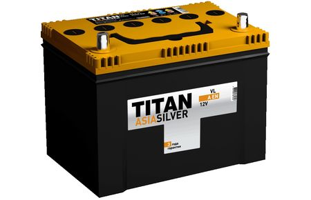 Titan AsiaSilver 6CT-62.1 VL