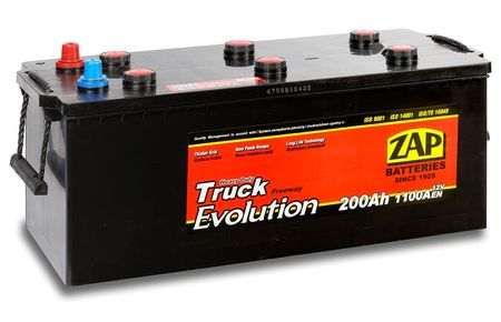 Zap Truck Evolution 200.3